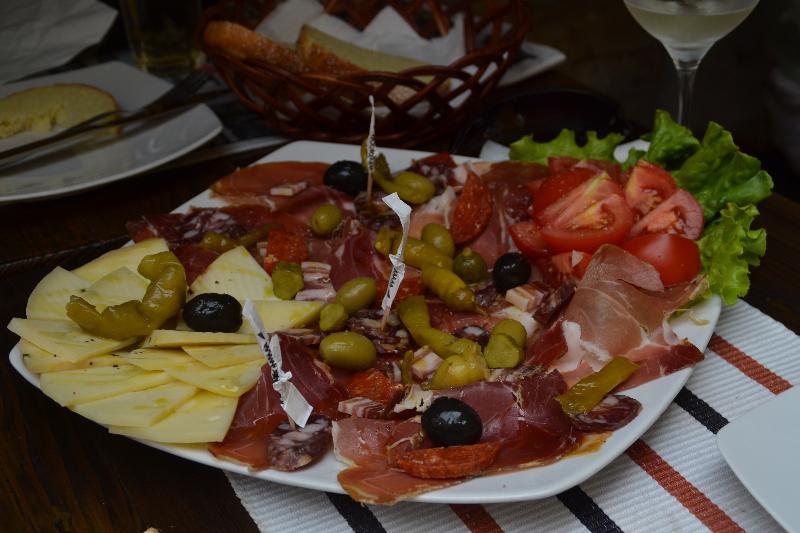 Köstlichkeiten aus Istrien
