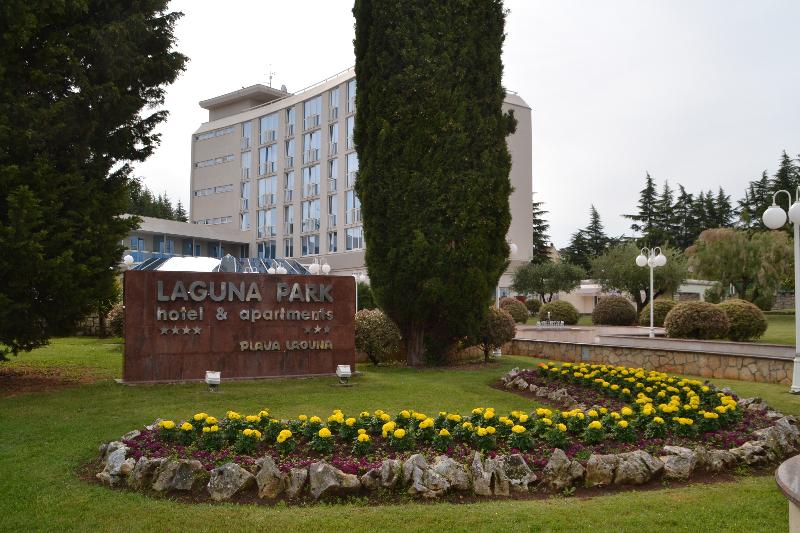 Hotel Laguna Park in Porec