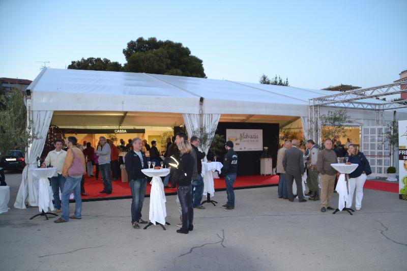 Weinfest Porec