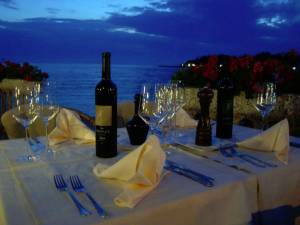 Abendstimmung im Spadici