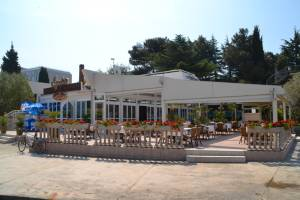 Restaurant in Porec