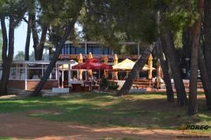 Restaurant Porec Strand