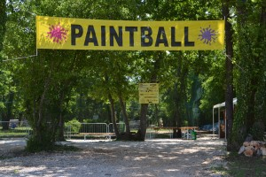 Paintball in Porec
