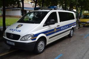 Strassenverkehrsordnung in Kroatien
