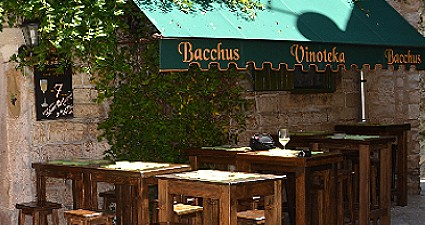 Vinothek Bacchus