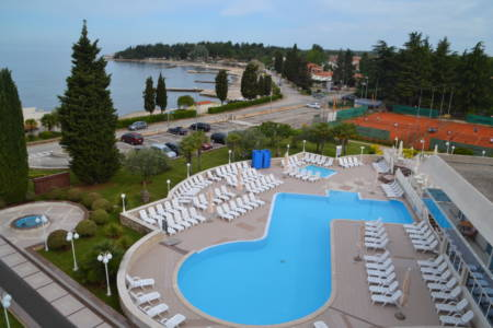 Hotel Laguna Park mit Pool