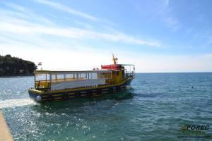 Anhaltestelle für Boote
