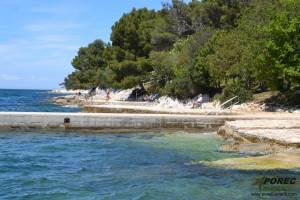 Strand in Porec