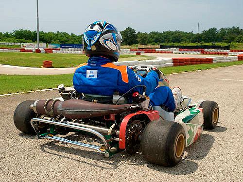 Motodrom Kartbahn Porec